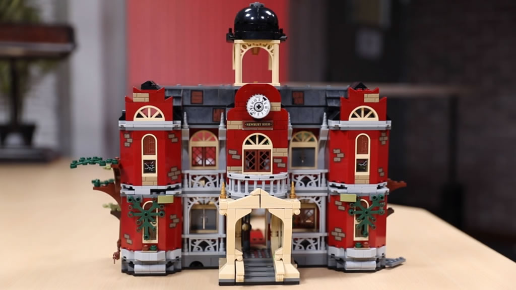 lego-hidden-side-schule zusammengebaut.com