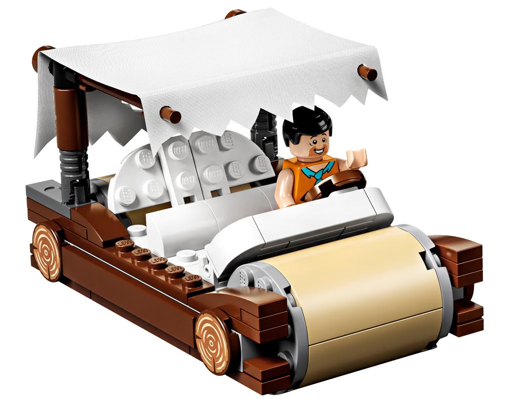 lego-ideas-the-flintstones-21316-familie-feuerstein-fahrzeug-fred-flintstone-2019 zusammengebaut.com