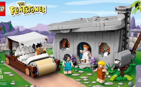 lego-ideas-the-flintstones-21316-familie-feuerstein-front-2019 zusammengebaut.com