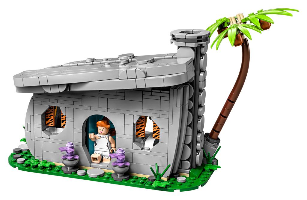 lego-ideas-the-flintstones-21316-familie-feuerstein-heutte-2019 zusammengebuat.com