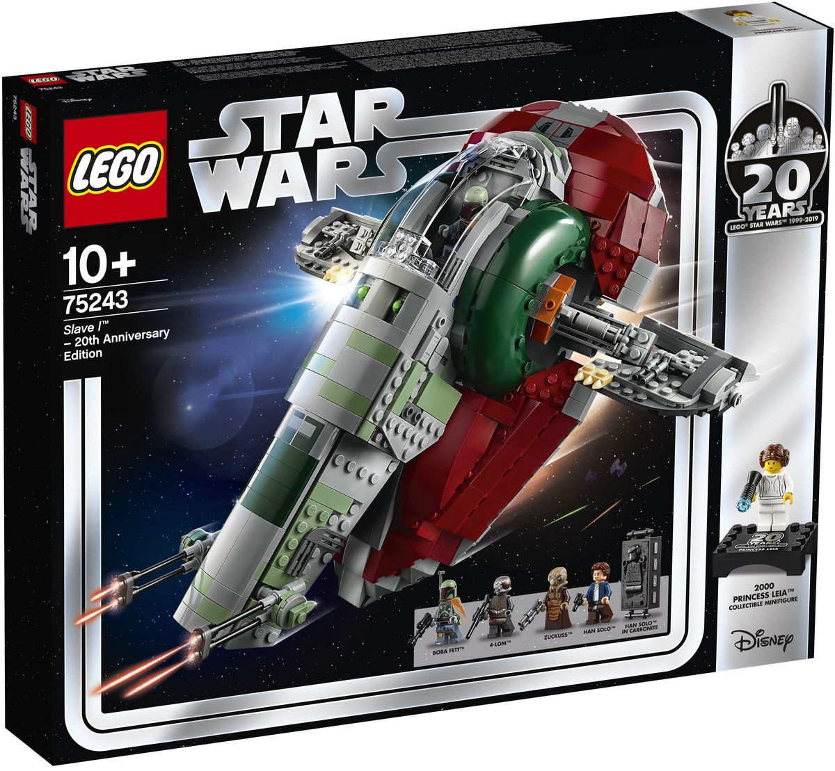 lego-slave-1-20th-anniversary-75243-box-2019 zusammengebaut.com