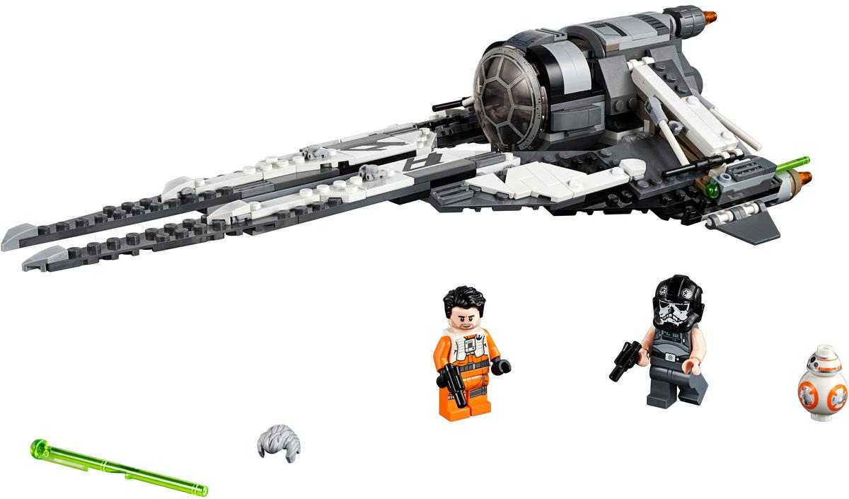lego-star-wars-resistance-black-ace-tie-interceptor-75242-2019 zusammengebaut.com