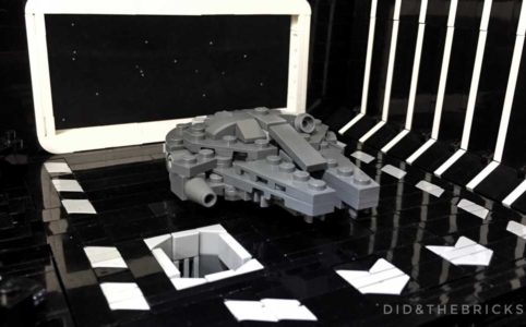 Death Star Hangar by Didier Burtin