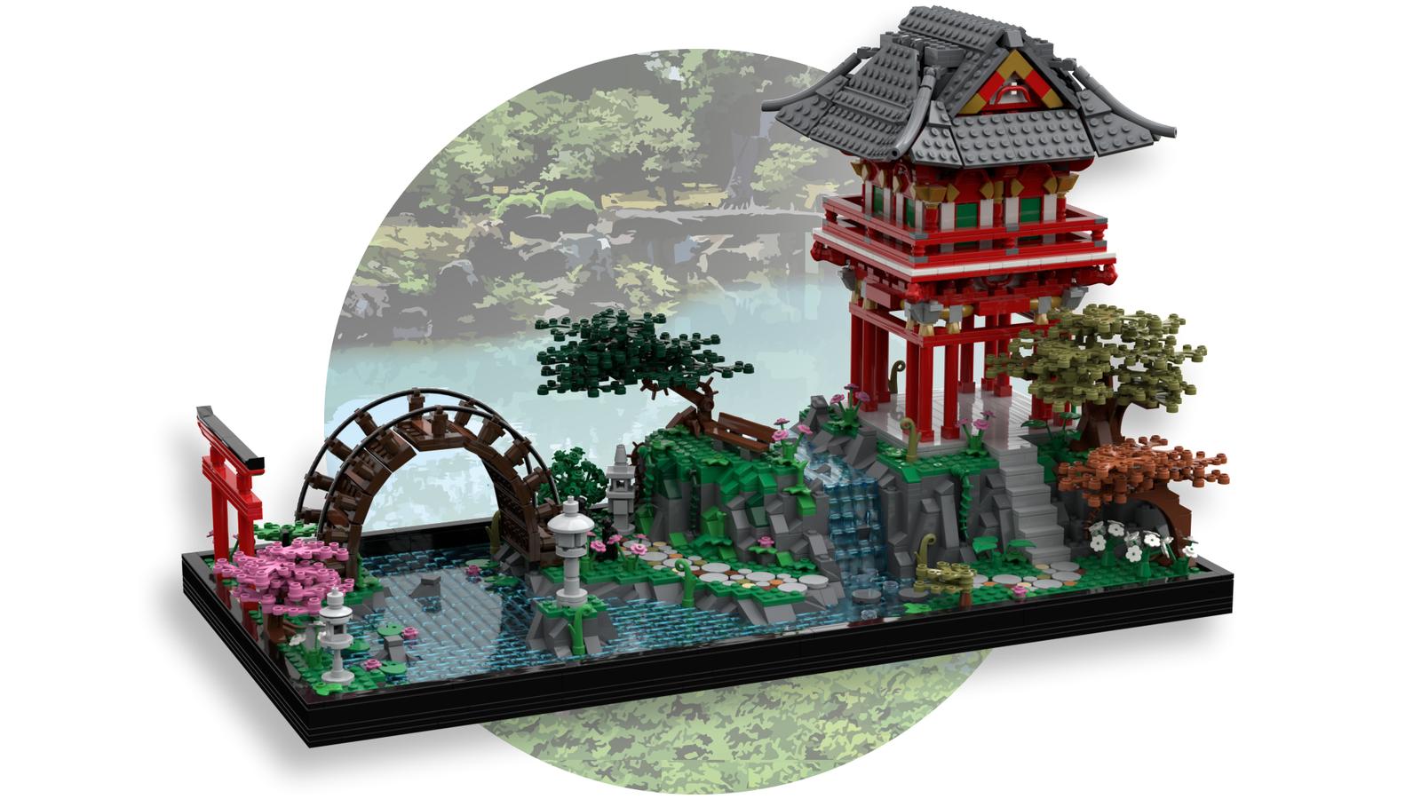 japanese-tea-garden zusammengebaut.com