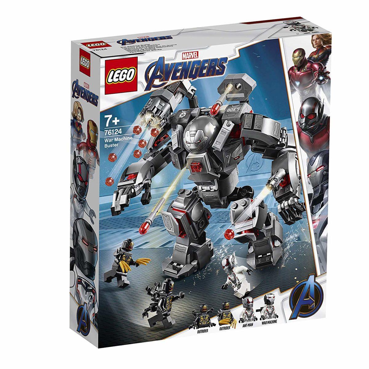 lego-avengers-endgame-war-machine-buster-76124-2019-box zusammengebaut.com
