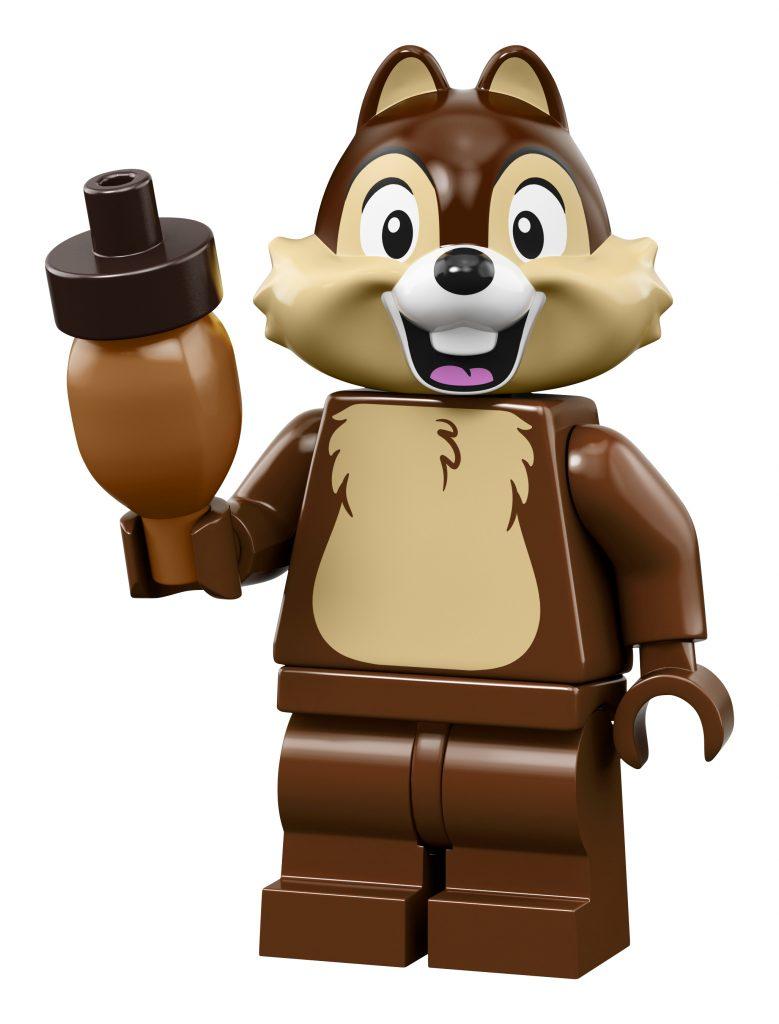 lego-disney-minifiguren-sammelserie-2-chip-71024-2019 zusammengebaut.com