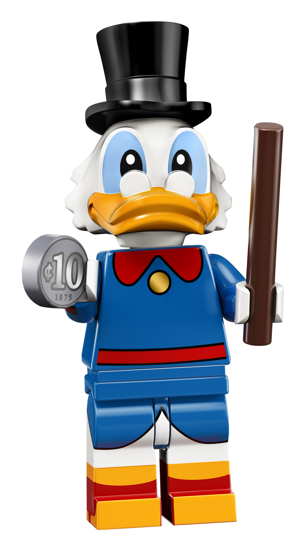 lego-disney-minifiguren-sammelserie-2-dagobert-duck-ducktales-71024-2019 zusammengebaut.com