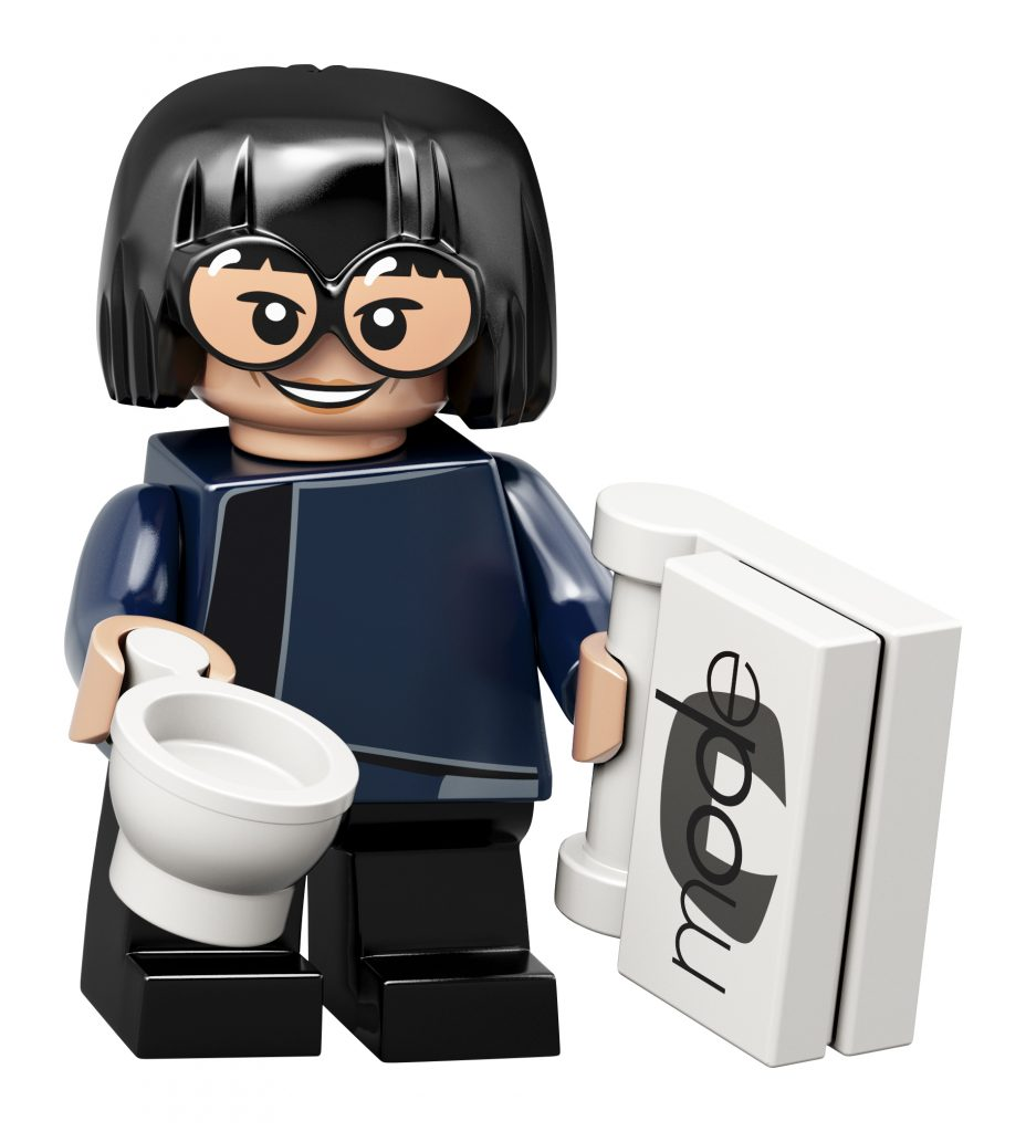 lego-disney-minifiguren-sammelserie-2-the-incredibles–edna-mode-71024-2019 zusammengebaut.com