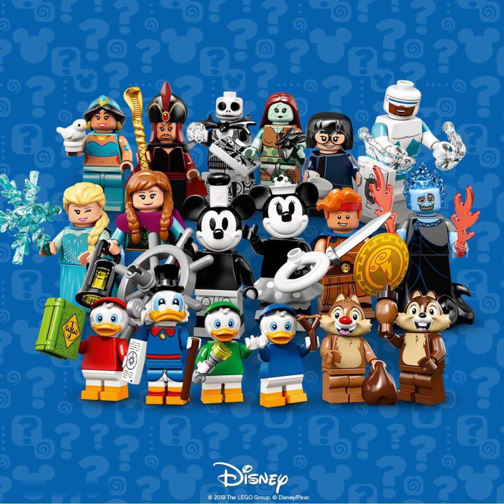 lego-disney-minifiguren-sammelserie-2-uebersicht-71024-2019 zusammengebaut.com