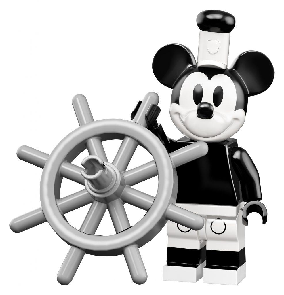 lego-disney-minifiguren-sammelserie-2-vintage-mickey-mouse-micky-maus-71024-2019 zusammengebaut.com