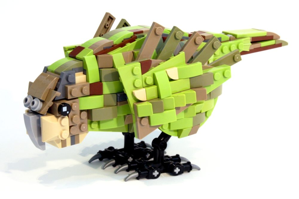 lego-ideas-kakapo-flancrestenterprises zusammengebaut.com