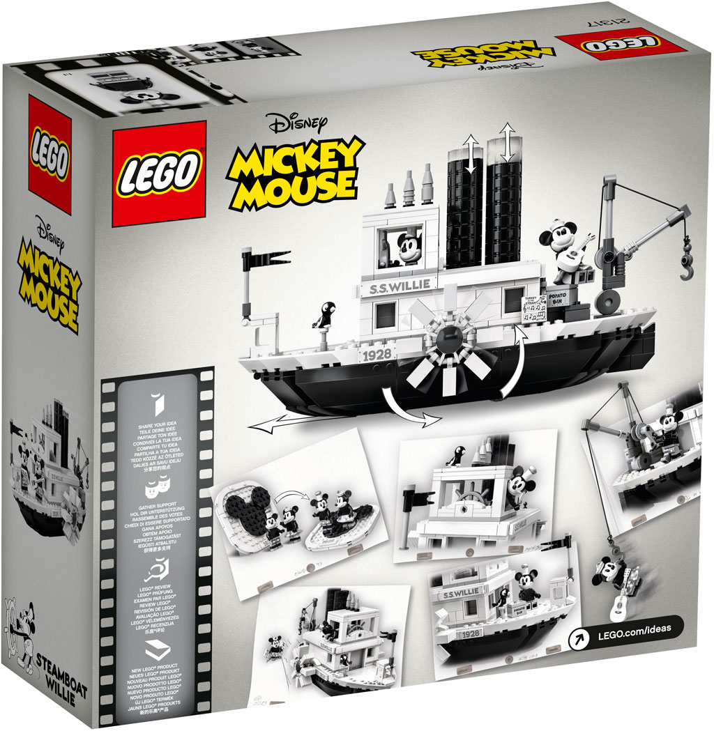 lego-ideas-steamboat-willie-set-21317-disney-mickey-mouse-box-back.2019 zusammengebaut.com