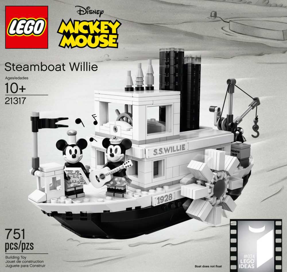 lego-ideas-steamboat-willie-set-21317-disney-mickey-mouse-box-front zusammengebaut.com