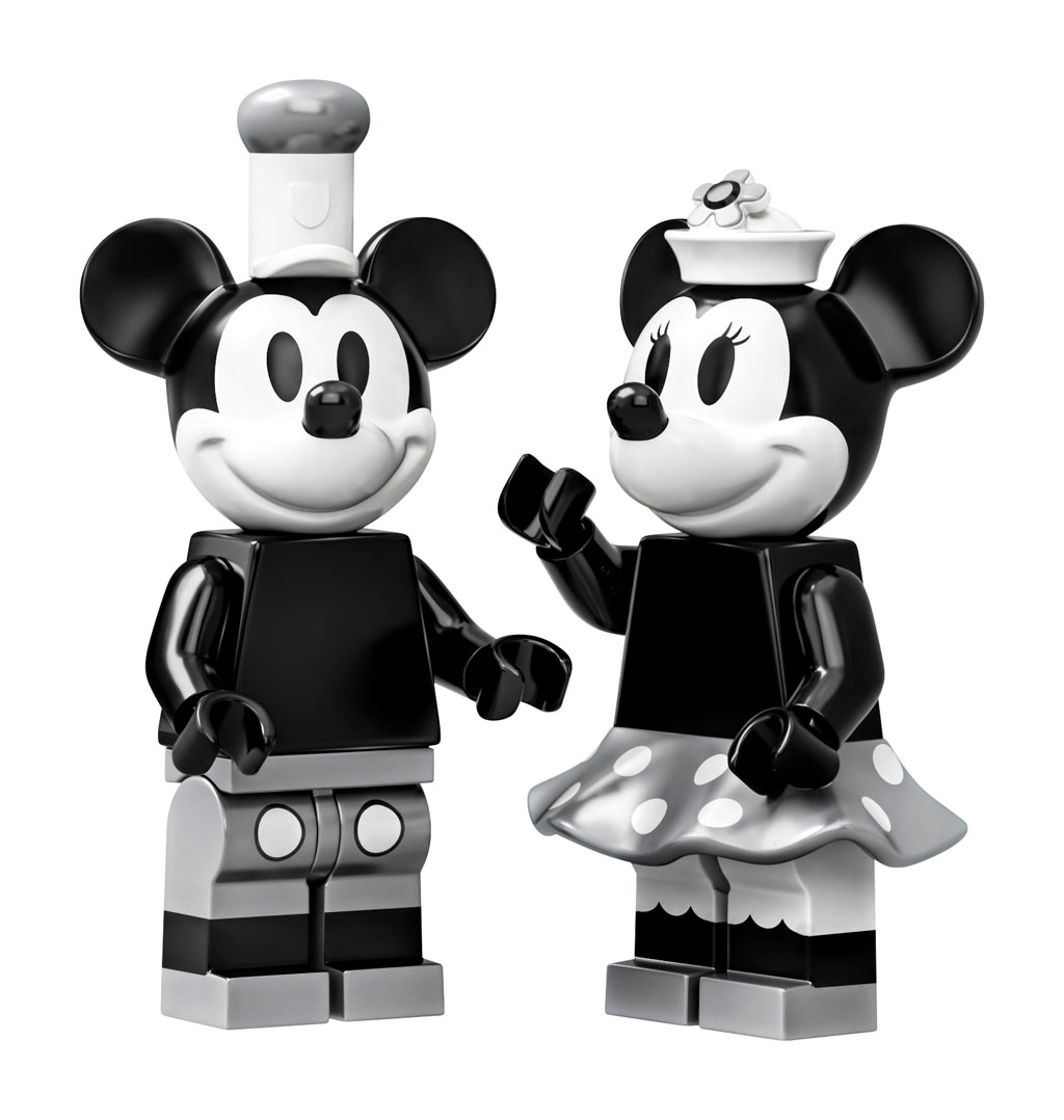 lego-ideas-steamboat-willie-set-21317-disney-mickey-mouse-minnie-front2019 zusammengebaut.com
