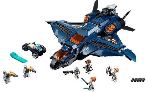 lego-marvel-avengers-ultimate-quinjet-76126-2019 zusammengebaut.com