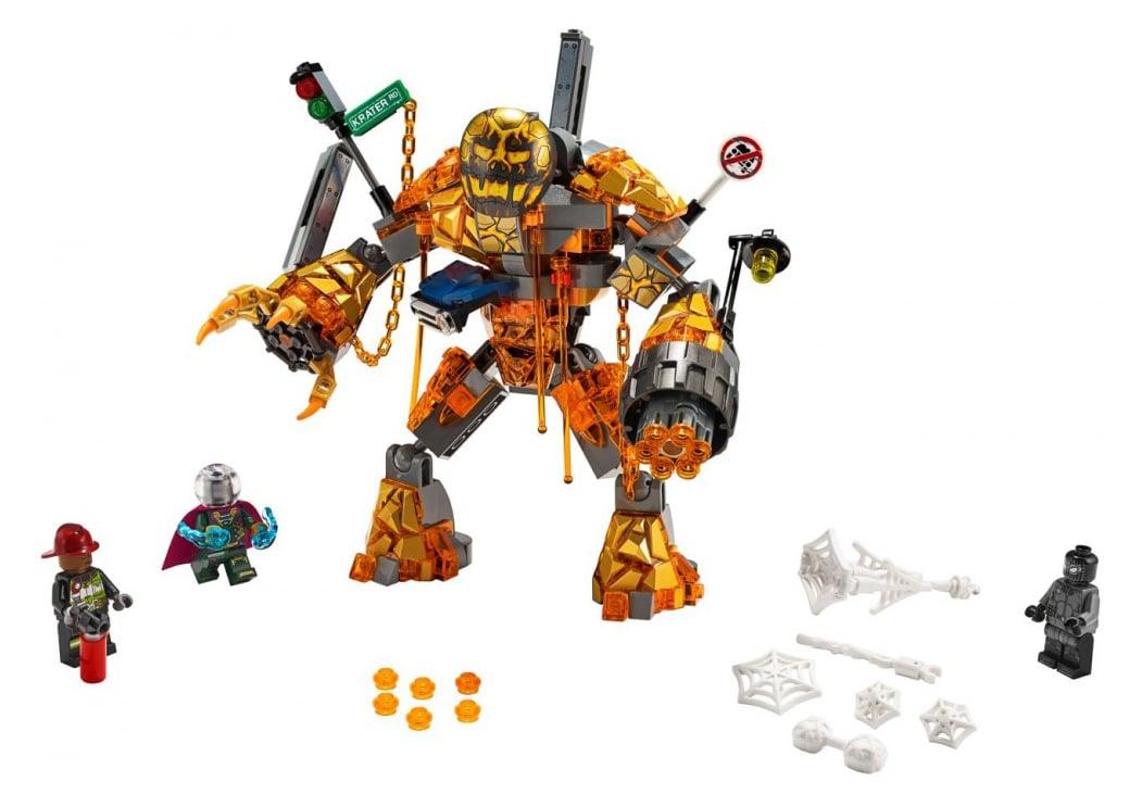 lego-molten-man-battle-76128 zusammengebaut.com