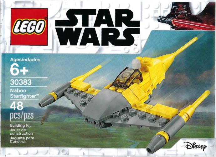 lego-star-wars-naboo-starfighter-30383-polybag-2019 zusammengebaut.com