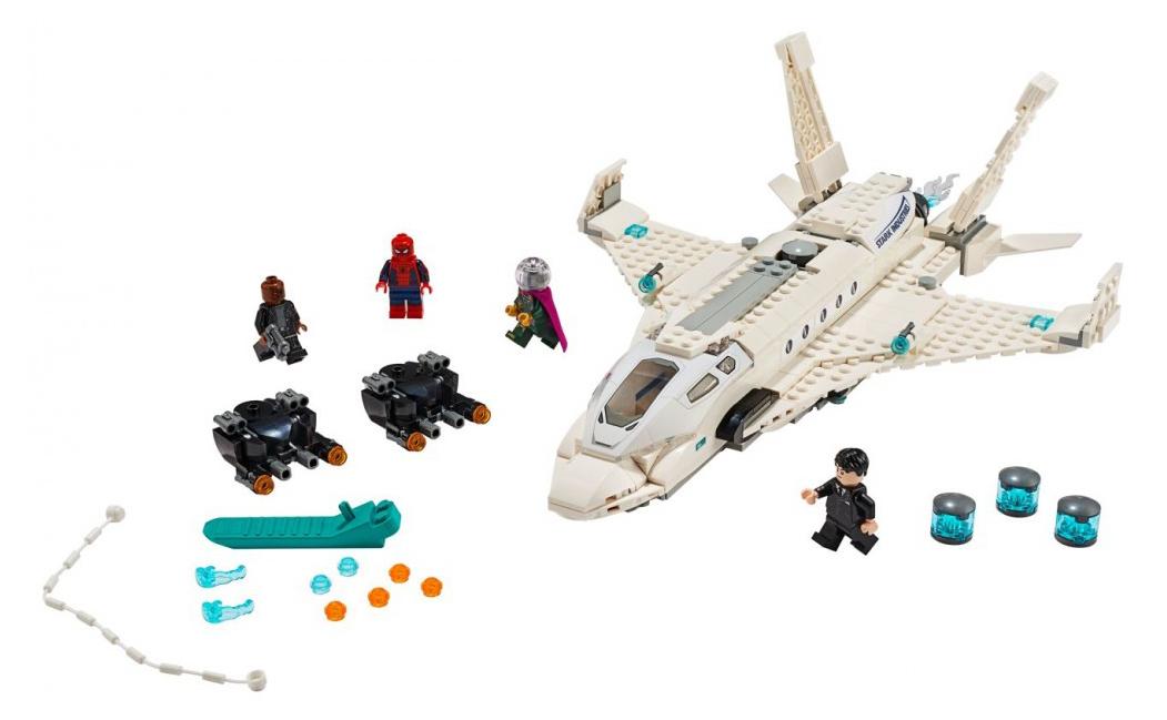 lego-stark-jet-and-the-drone-attack-76130 zusammengebaut.com