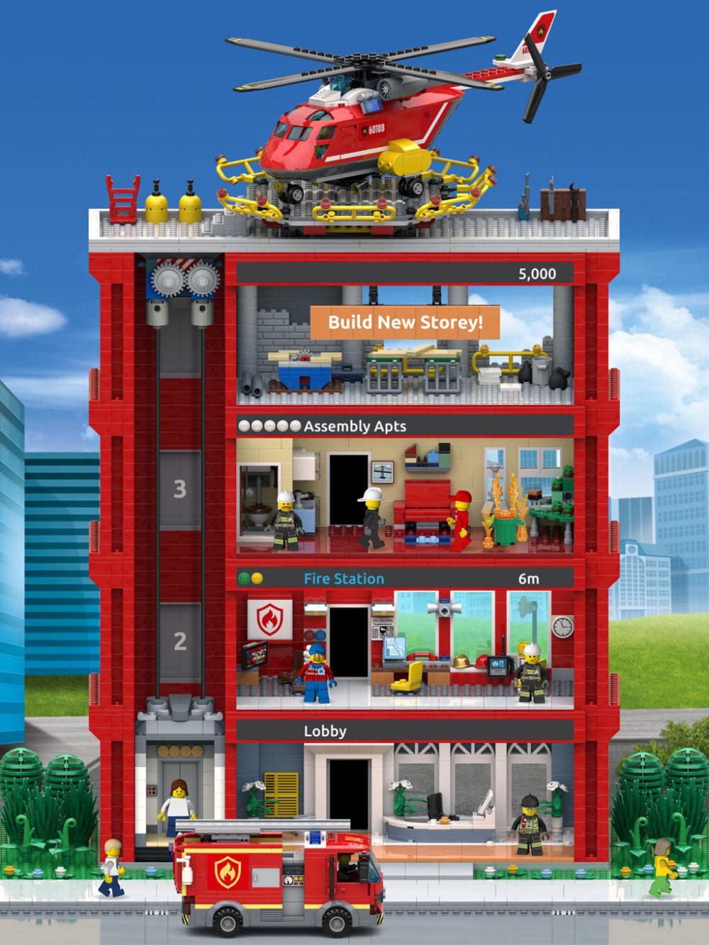 lego-tower-3 zusammengebaut.com