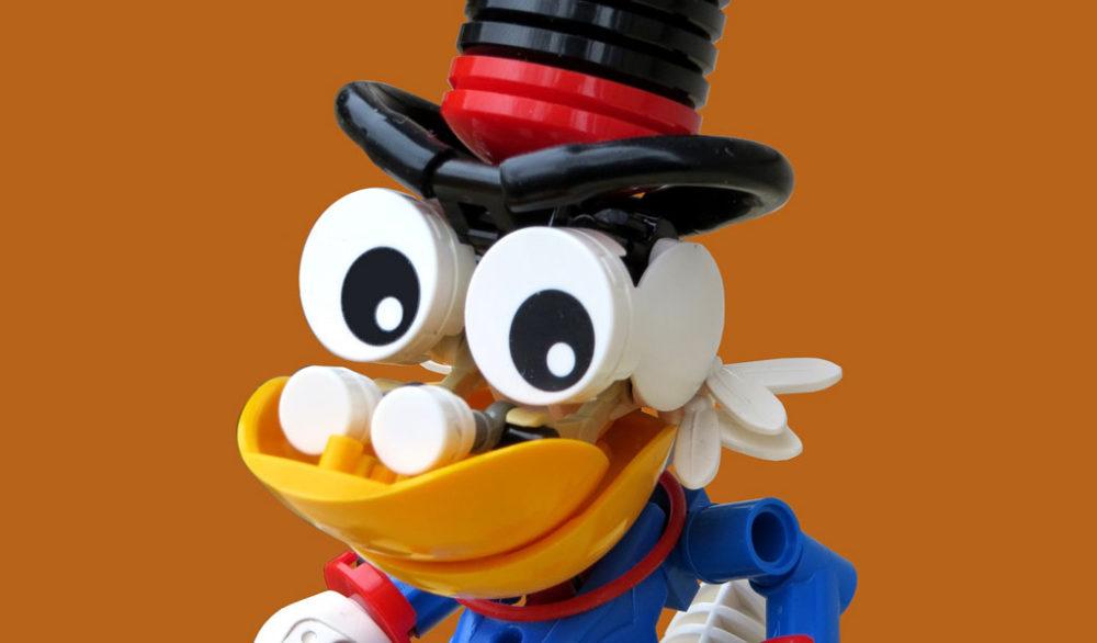Scrooge McDuck by Logan W.