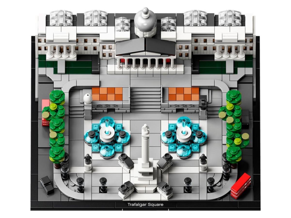 lego-architecture-trafalgar-square-21045-draufsicht-2019 zusammengebaut.com