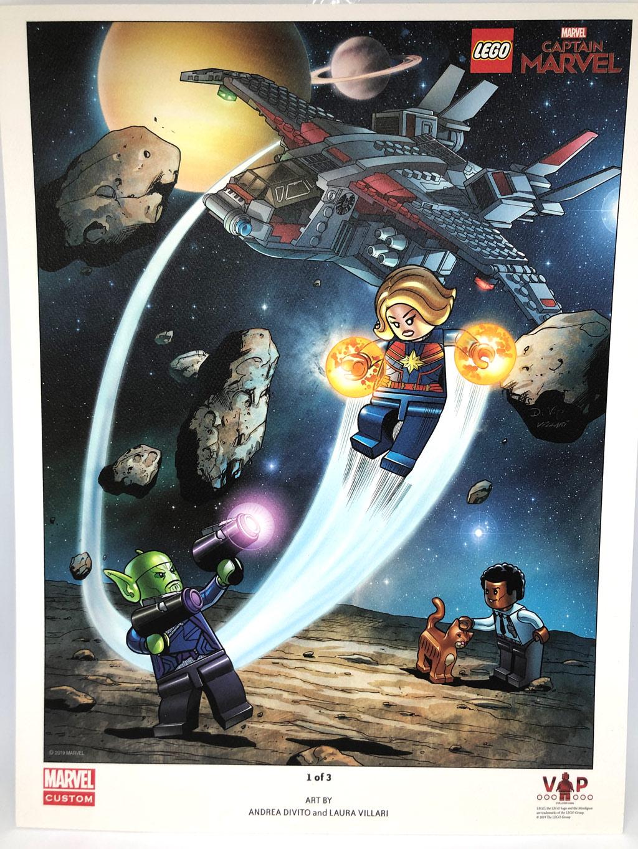 lego-captain-marvel-poster-2019-zusammengebaut-matthias-kuhnt zusammengebaut.com