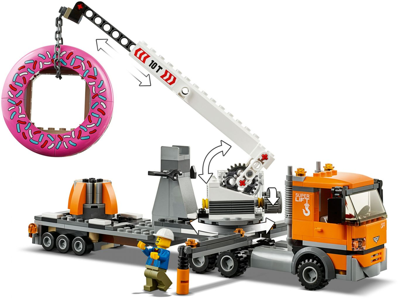 lego-city-donut-shop-opening-60233-kran-2019 zusammengebaut.com