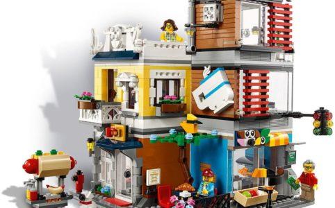 lego-creator-stadthaus-31097-2019 zusammengebaut.com