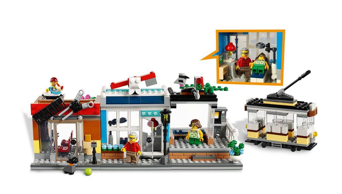 lego-creator-stadthaus-31097-2019-alternativ-modell zusammengebaut.com
