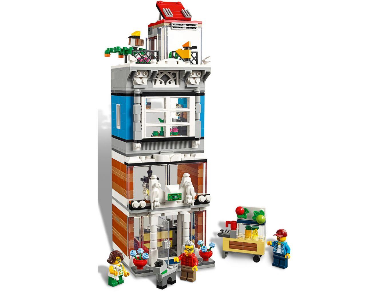 lego-creator-stadthaus-31097-hochhaus-2019 zusammengebaut.com