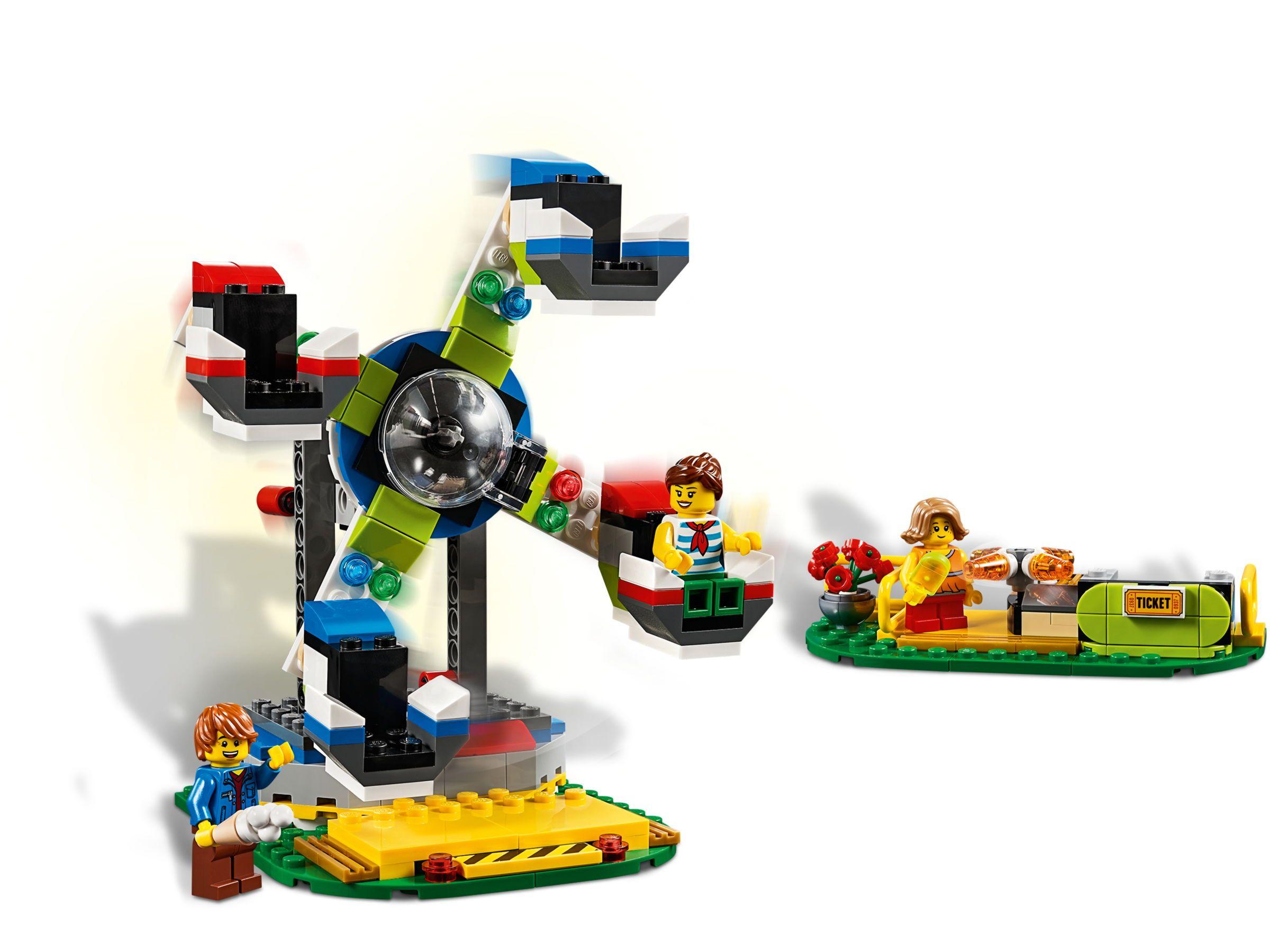 lego-creator-ufo-karussell-31095-2019-riesenrad zusammengebaut.com