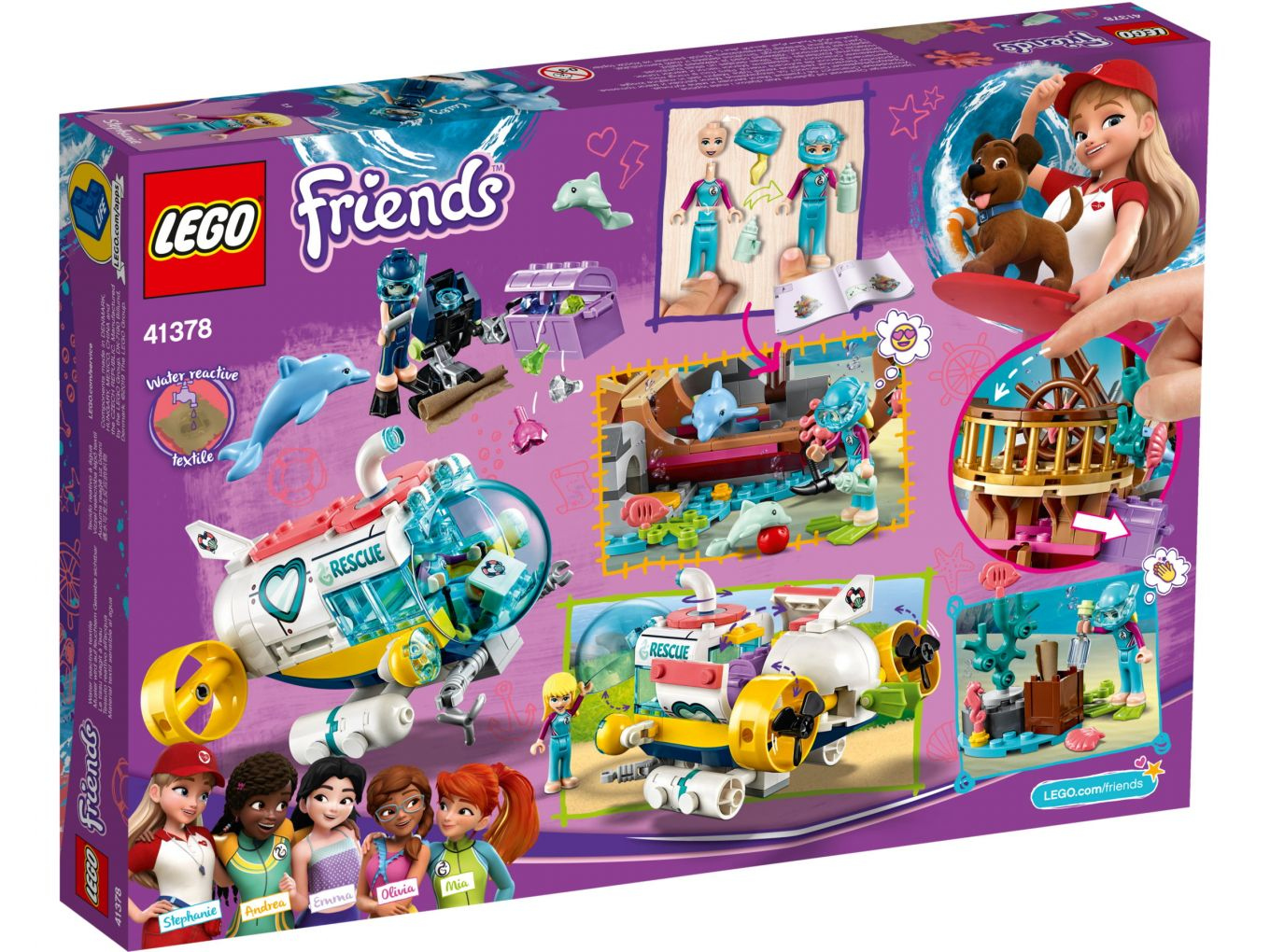 lego-friends-dolphin-rescue-41378-box-2019-back zusammengebaut.com