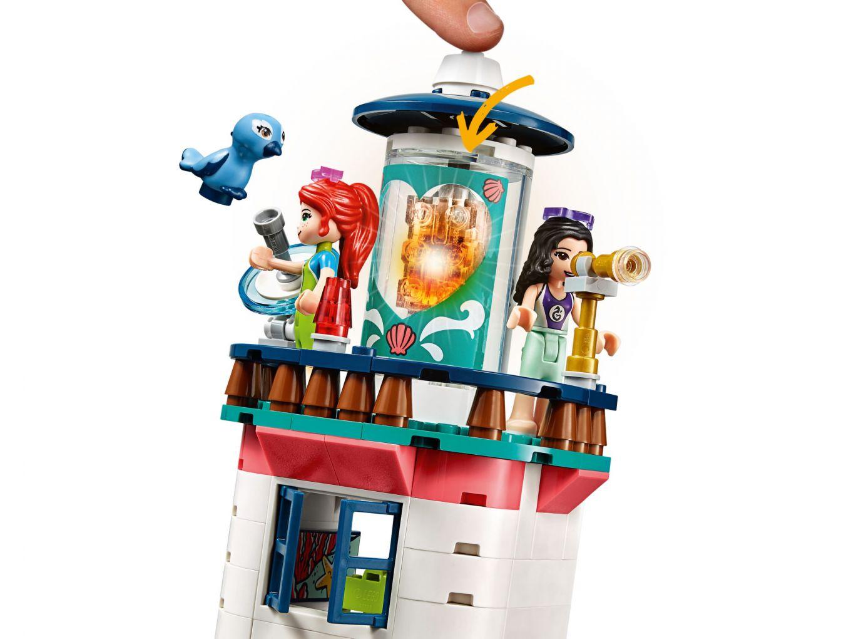 lego-friends-rescue-lighthouse-41380-leuchtturm-leuchtstein-2019 zusammengebaut.com