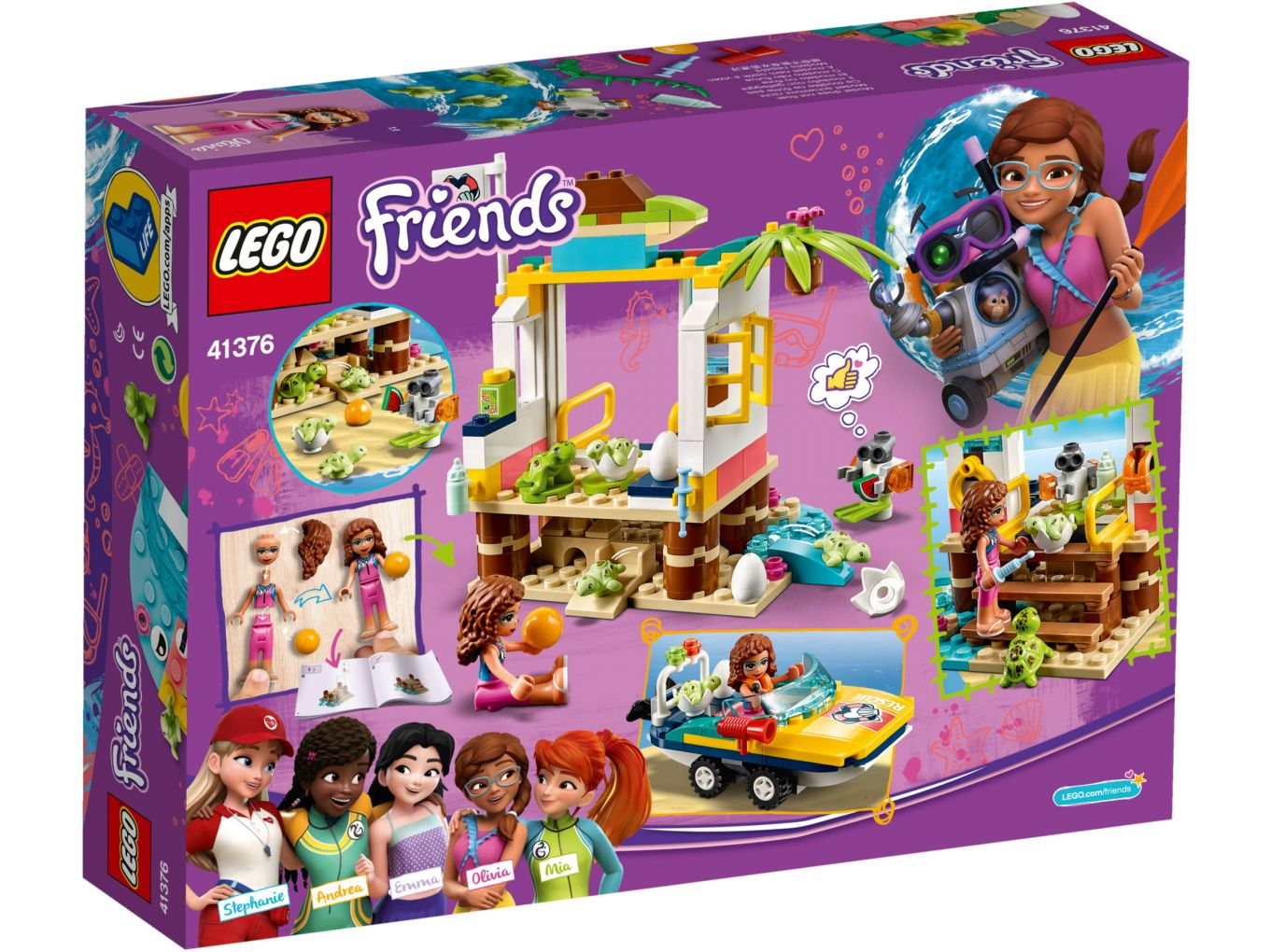lego-friends-turtle-rescue-41376-2019-box-back zusammengebaut.com