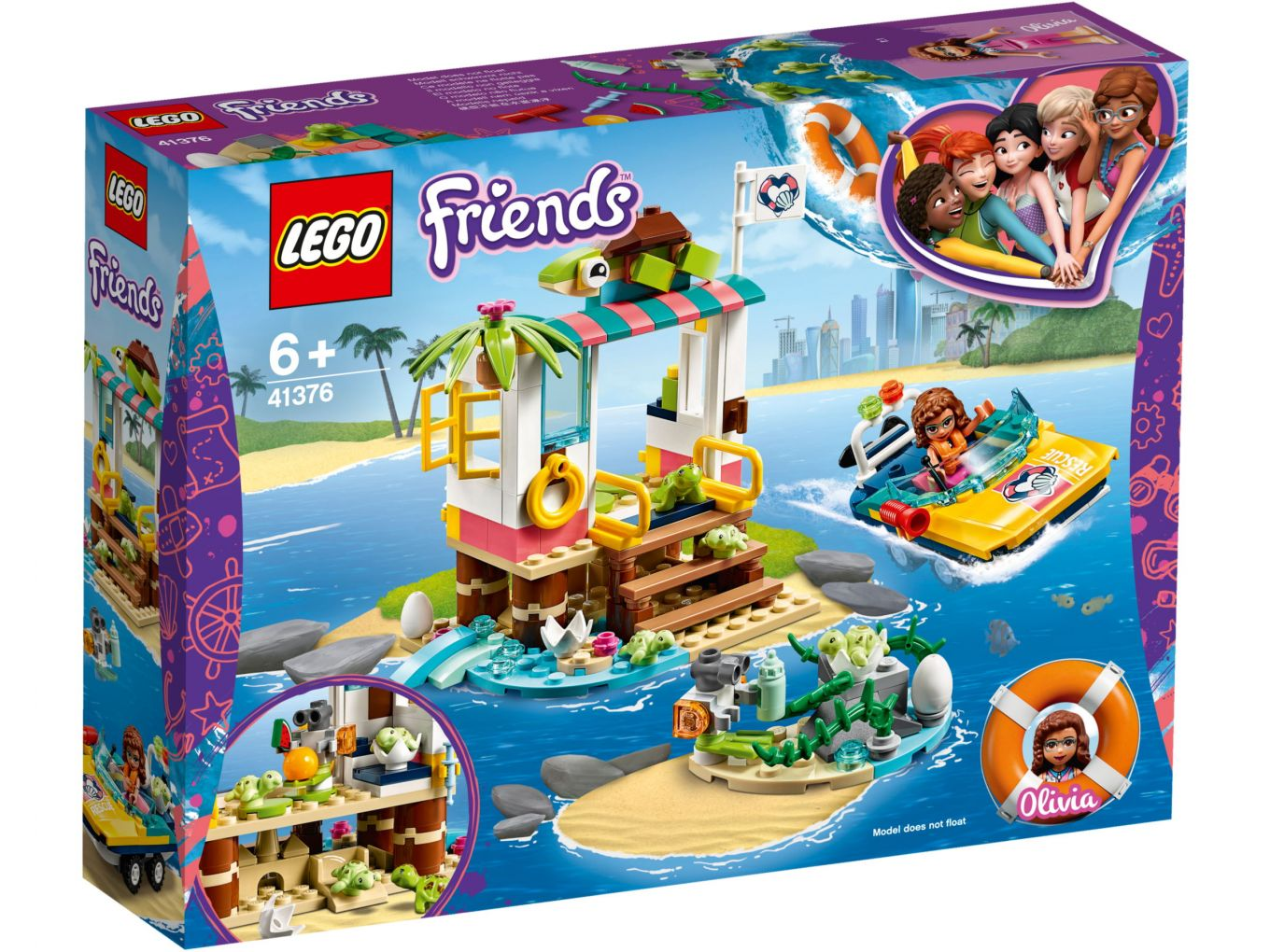 lego-friends-turtle-rescue-41376-2019-box zusammengebaut.com