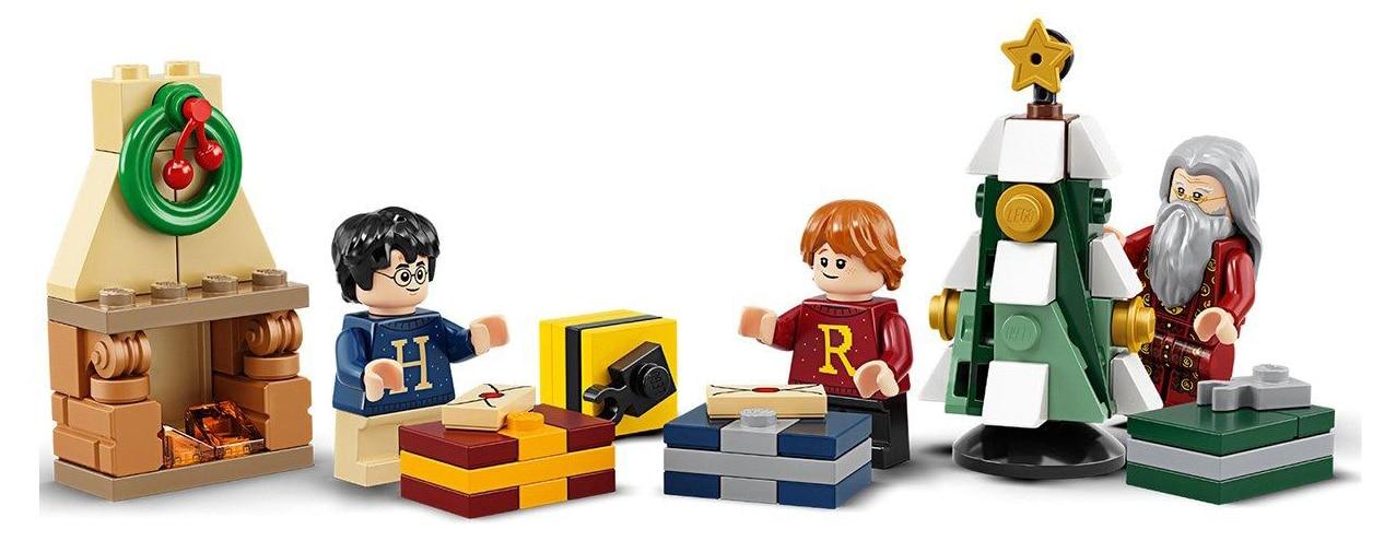 lego-harry-potter-adventskalender-75964-inhalt-geschenke zusammengebaut.com