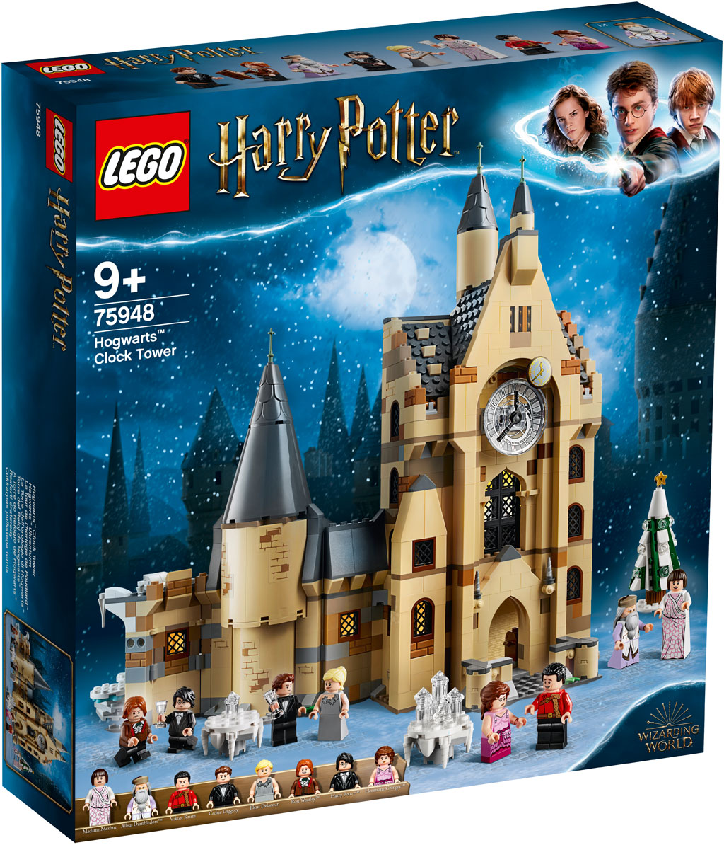 lego harry potter neuheiten 2019 alle sets in der. Black Bedroom Furniture Sets. Home Design Ideas