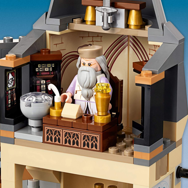 lego-harry-potter-hogwarts-clock-tower-75948-szene-2019 zusammengebaut.com