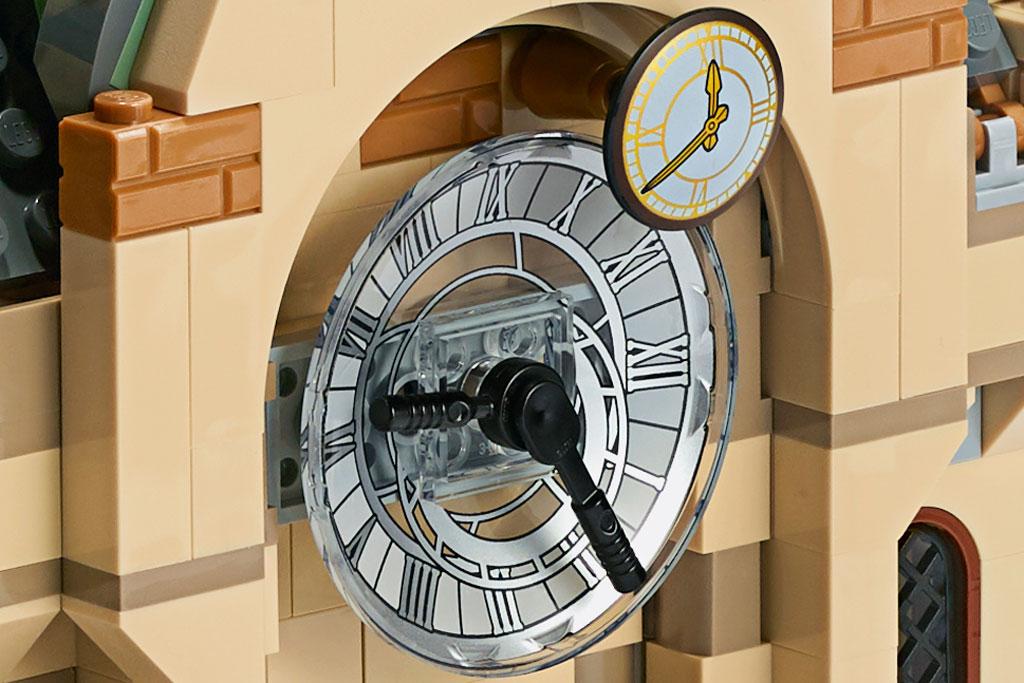 lego-harry-potter-hogwarts-clock-tower-75948-uhr-2019 zusammengebaut.com