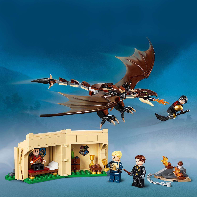 lego-harry-potter-hungarian-horntail-triwizard-challenge-75946-inhalt-2019-drache zusammengebaut.com