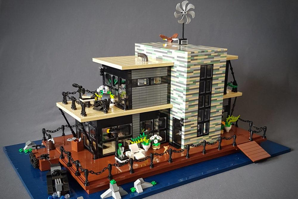 Lego Haus Selber Bauen