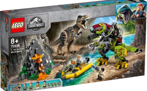 lego-jurassic-world-legend-of-isle-nublar-t-rex-vs-dino-mech-battle-75938-2019-box zusammengebaut.com