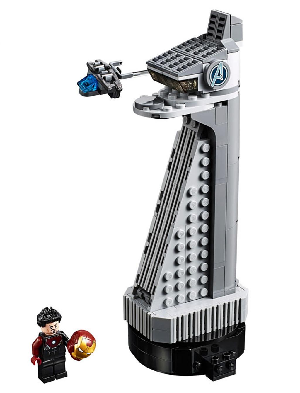 lego-marvel-avengers-tower-40334-2019 zusammengebaut.com