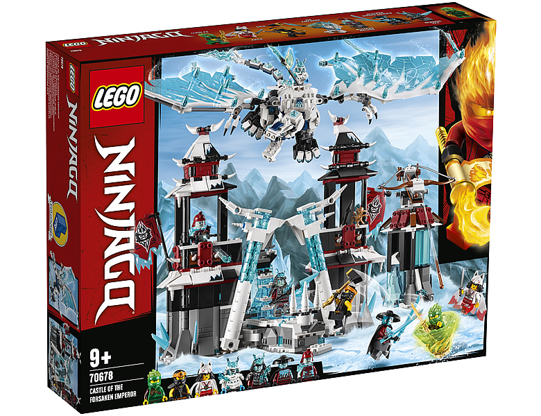 Lego Ninjago Neu 2019