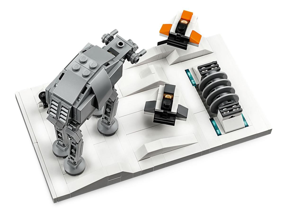lego-star-wars-battle-hoth-40333-2019-draufsicht zusammengebaut.com