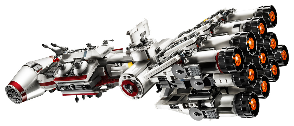 lego-star-wars-tantive-iv-75244-2019-raumschiff zusammengebaut.com