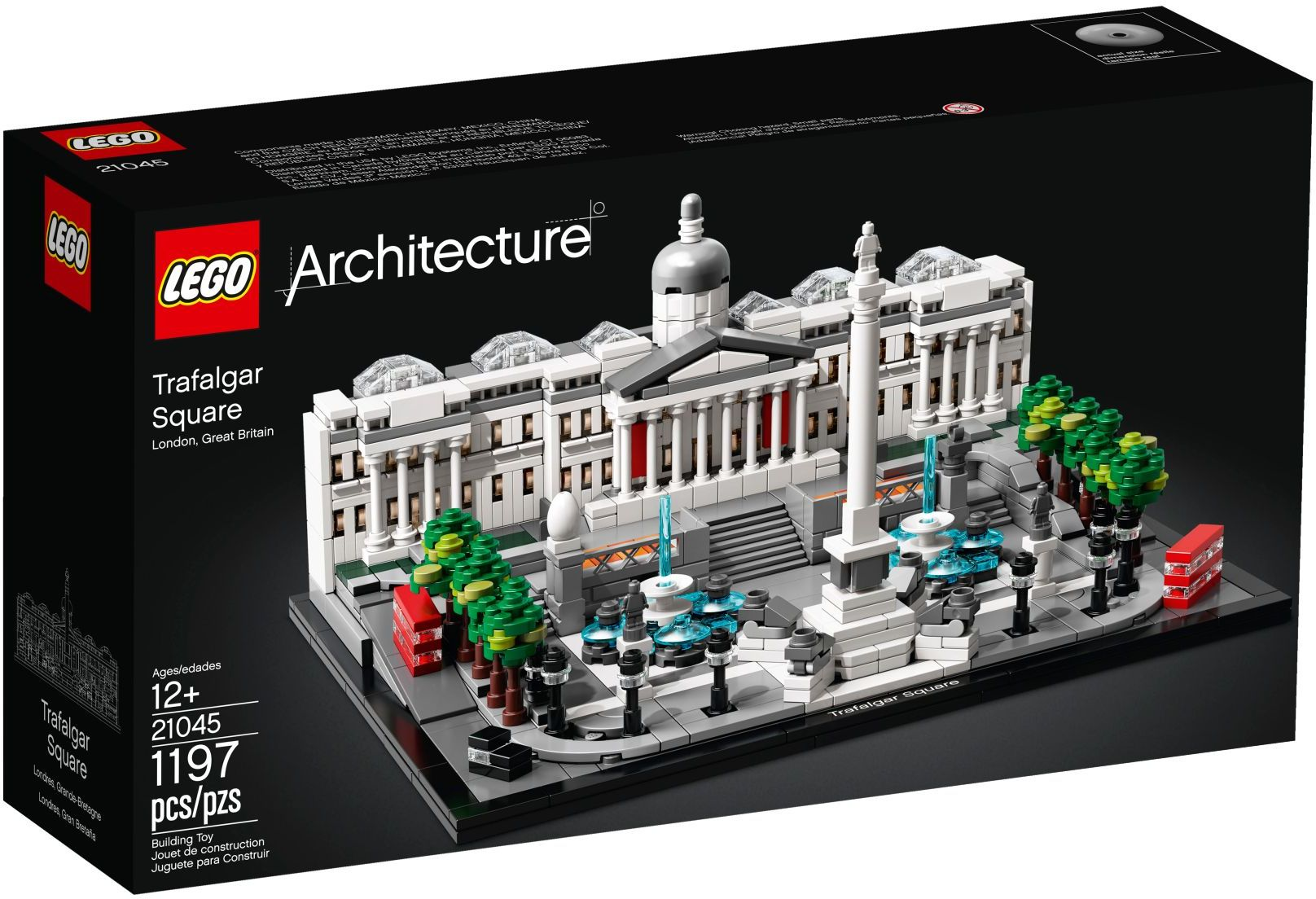 lego-architecture-rafalgar-square-london-skyline-21045-2019-box zusammengebaut.com