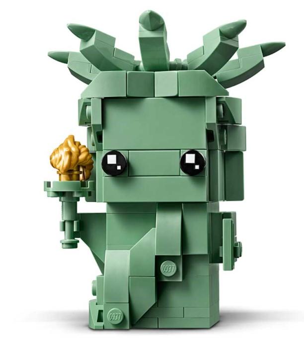 lego-brickheadz-freiheitsstatue-40367 zusammengebaut.com