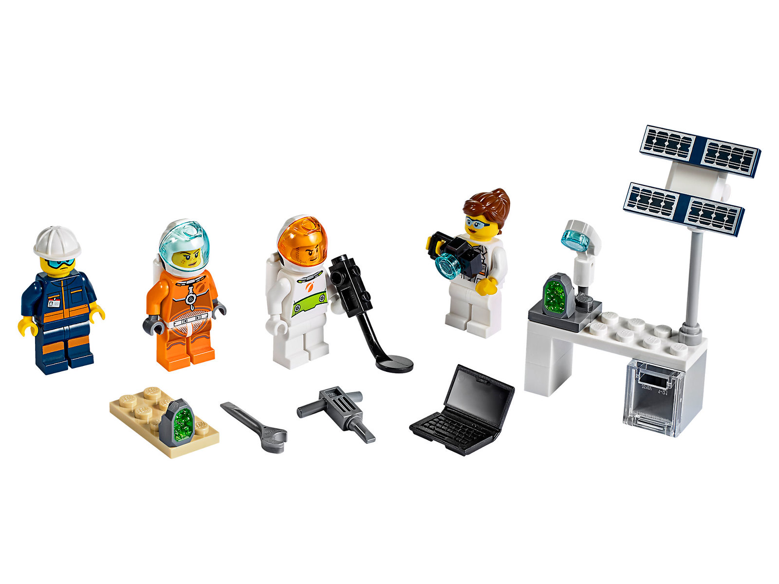 lego-city-mars-exploration-minifiguren-pack-40345 zusammengebaut.com