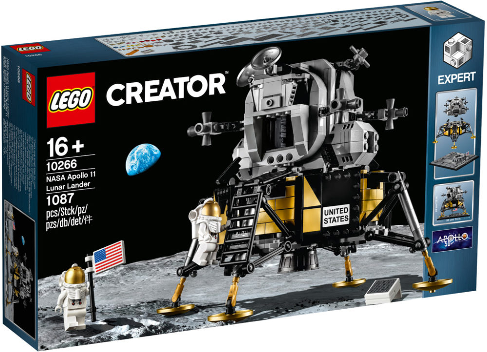 lego juni neuheiten erh ltlich nasa lunar lander harry. Black Bedroom Furniture Sets. Home Design Ideas